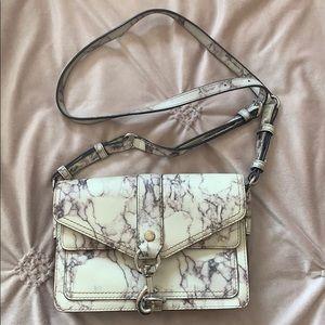 Rebecca Minkoff Marble Leather Purse